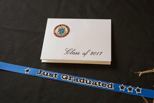 2017 - 6  Zach's Graduation Events