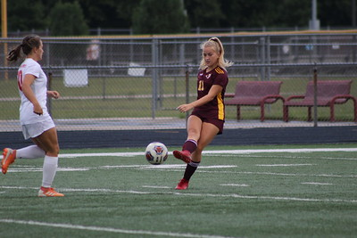 GIRLS SOCCER Chesterton VS Crown Point 2020