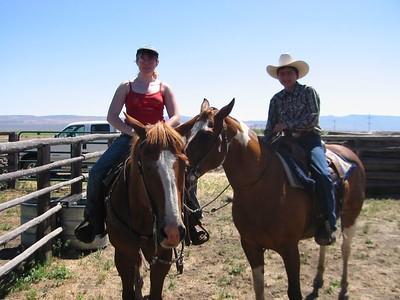 Nevada Ranch and Hanging Rock Canyon  2003
