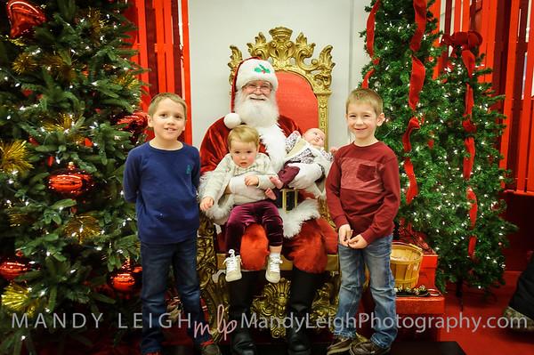 Macy's Santa 2017