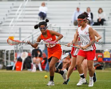 Lacrosse Girls JV Annandale 3/12/12