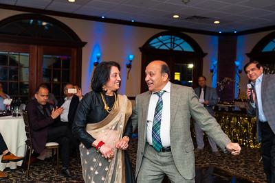 Payal Doshi - Dad's Surprise 60th Bday