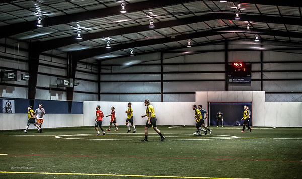 20160204 Fury Scrimmage after Ajax Forfeit