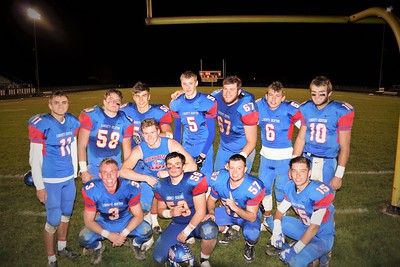 LB FB Seniors' Last Home Game (2017-11-03)