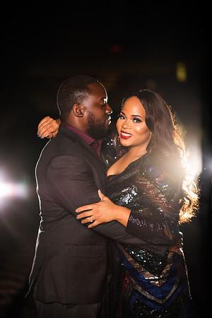 Jamila & Ash Engagement