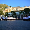 Ceremony of the Keys at Casemates Square Gibraltar on the 25th September 2014.