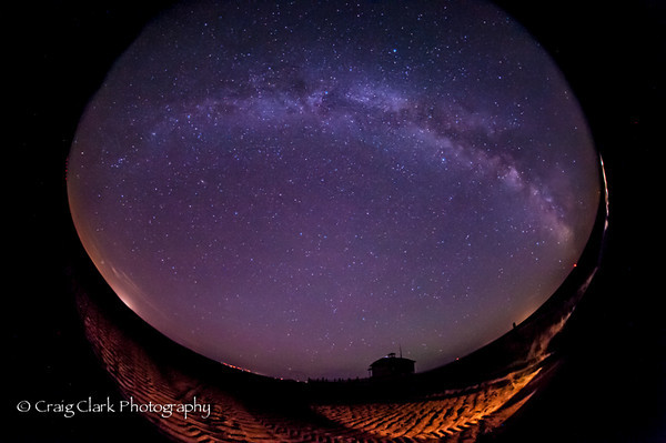 Milky Way Oct 2013