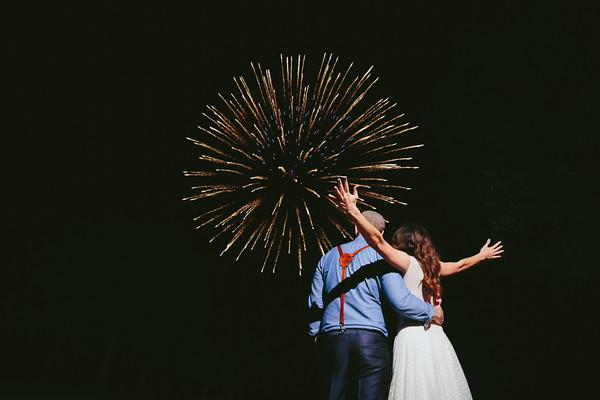 GRACIE & JON WEDDING