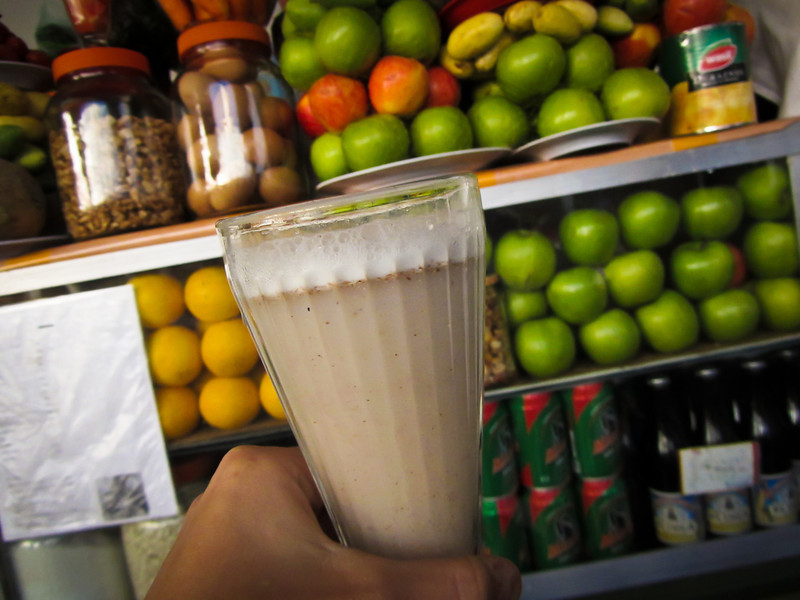 Sucre 201204 Linaza Drink.jpg