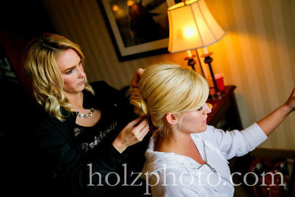 Tiffany & Jimmy Color Wedding Photos