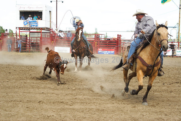 Swift Current Rodeo 2011 - Saturday