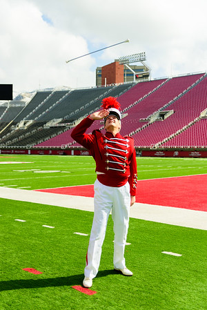 """""""The Music Man"""" Utes Marching Band"""