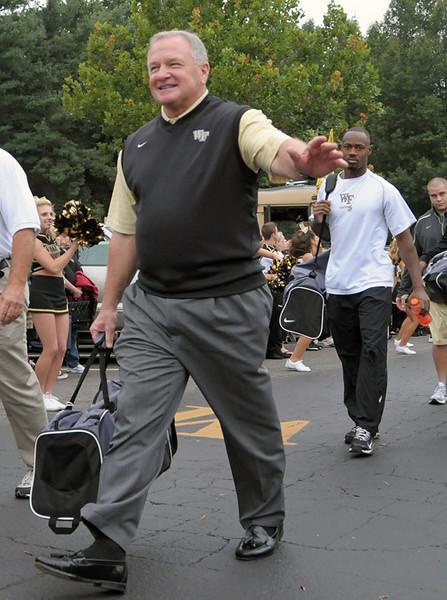 Coach Grobe pregame Deacon Walk.jpg