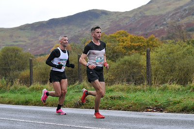 Snowdonia Marathon - Mile 14 Up to 12.28