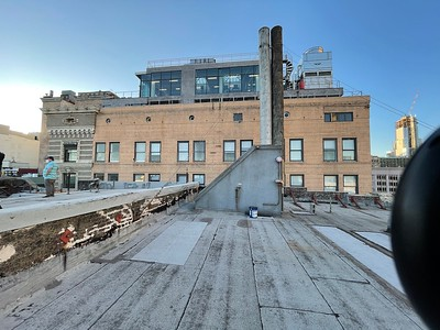 BARCLAY HOTEL ROOFTOP AND EXTERIORS