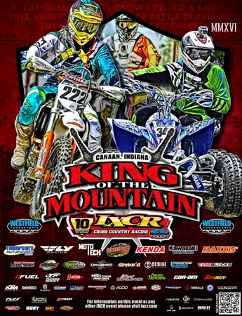 2016 IXCR R4 King of the Mountain