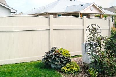 Lakeland Convex Fence Gallery