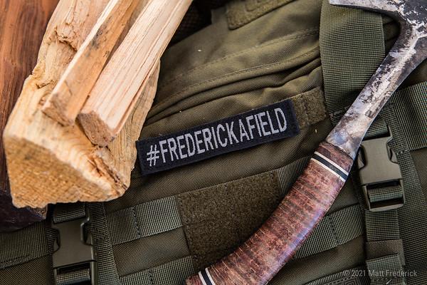 #FrederickAfield (overlanding and camp snapshots)
