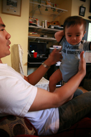 2008-08-31 Adoo's Birthday