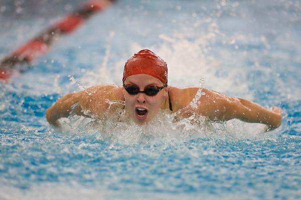 Womens Swimming November 13, 2010