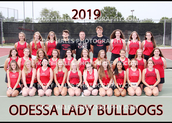 2019 OHS Girls Tennis