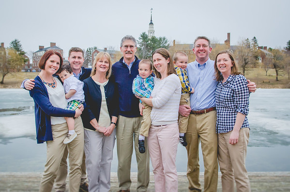 The Stevens/McMorrow/Litwinetz Families