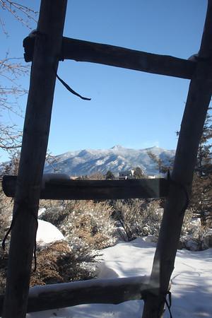 Taos & Sante Fe, NM - Feb. 2008