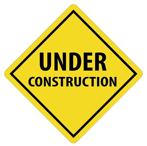 Under Construction 2018 Queen's Birthday