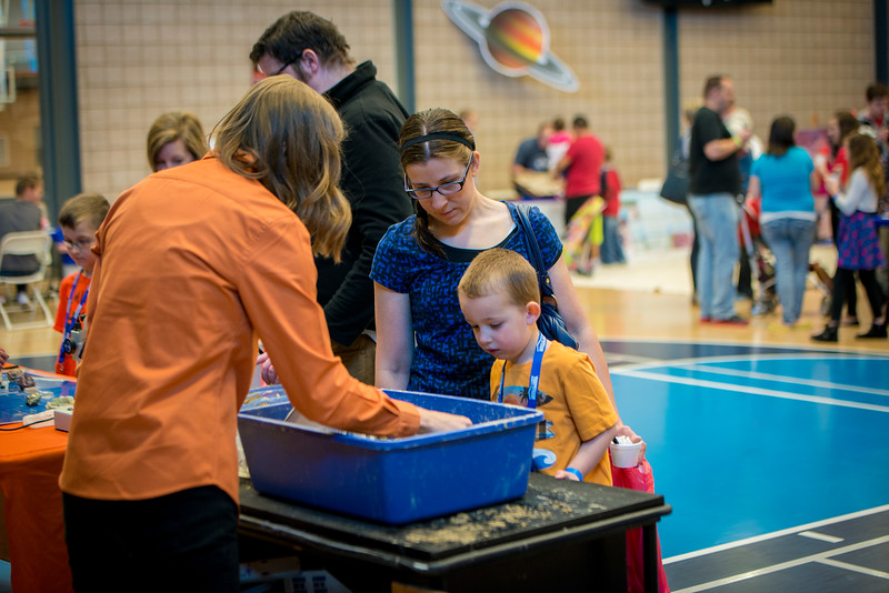 Kid's Science Palooza