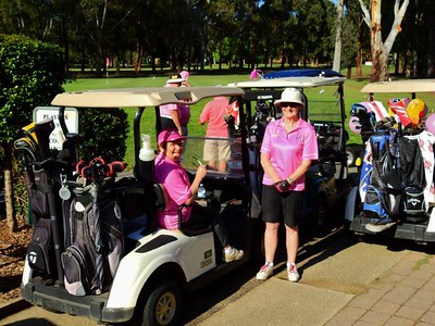 9th Annual Breast Cancer Charity Day - Leonay GC