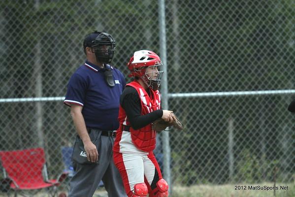 Houston Vs. Wasilla JV 5-21-2012
