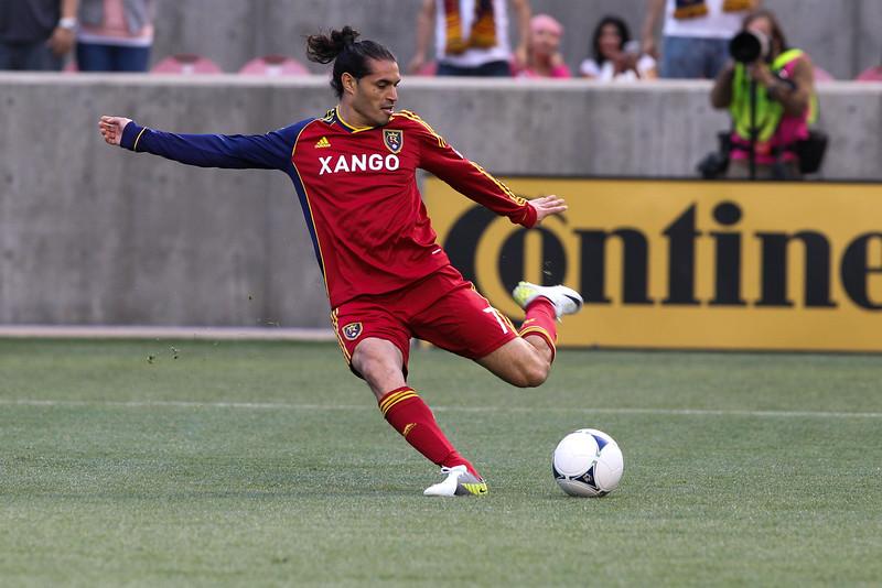 SOCCER: APR 4 MLS - Montreal Impact at Real Salt Lake