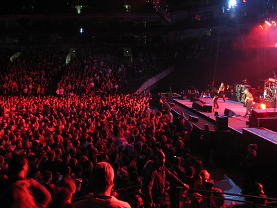 Foo Fighters @ Oracle Arena