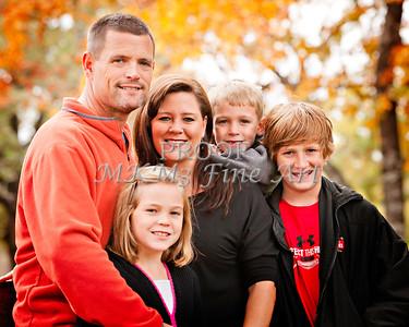 Brian Hudson Family November 24, 2011 Art Prints from Thanksgiving