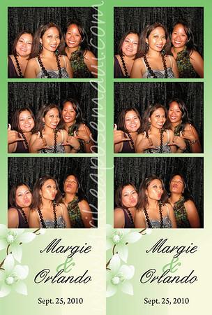 Margie & Orlando