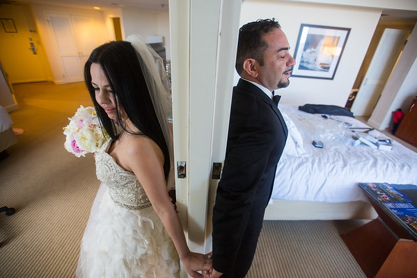 Jesiel and Gisselle, Hyatt Regency Pier 66 Wedding