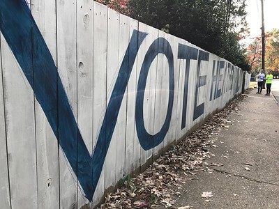 Hill for Cville Fence Painting