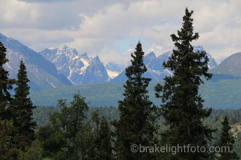 The Alaskan Range