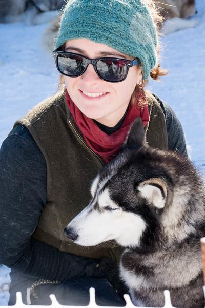 Braeburn Siberian Huskies, 2016