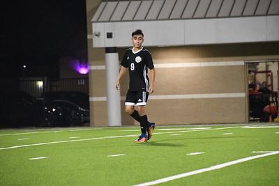 2019 Boys Soccer vs Splendora