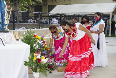 08-25-2020 Mass for Feast of San Luis Rey