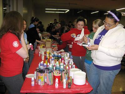 2008 OUAB Valentine Crafts
