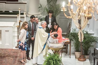 2018-04-15 DC - Baptism Amalia @ Holy Trinity Church
