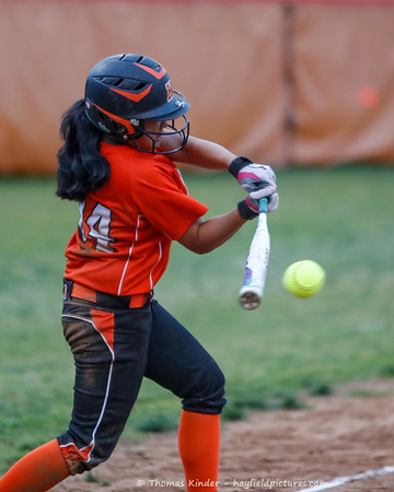 Varsity Softball v TC Williams 5/8/19