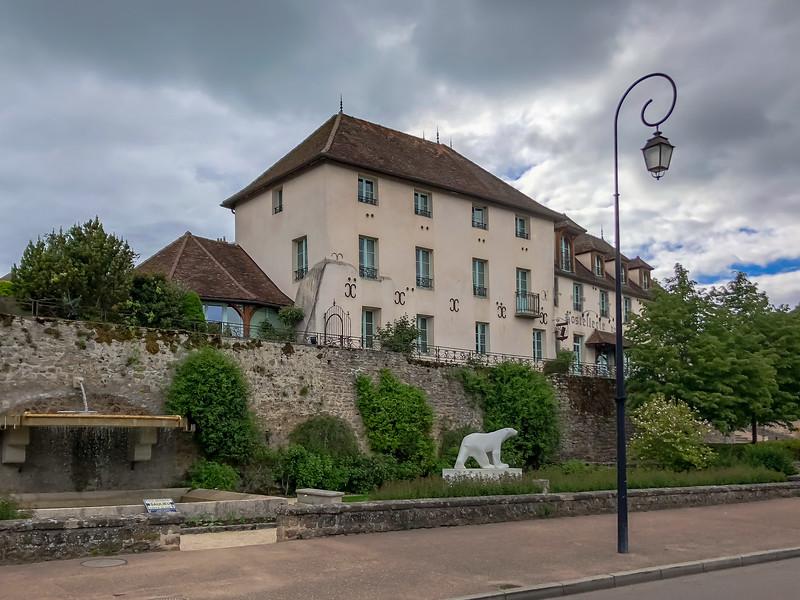 Hotel in Saulieu