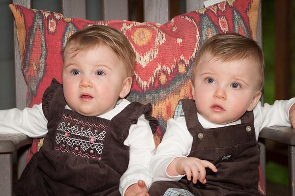 Peery Twins