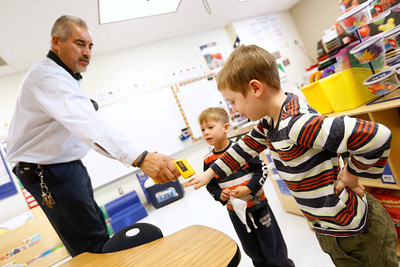 Tom Lea Elementary students get lessons from EPISD pros
