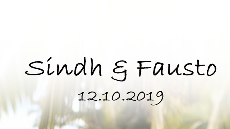 Sindh & Fausto 12.10.2019