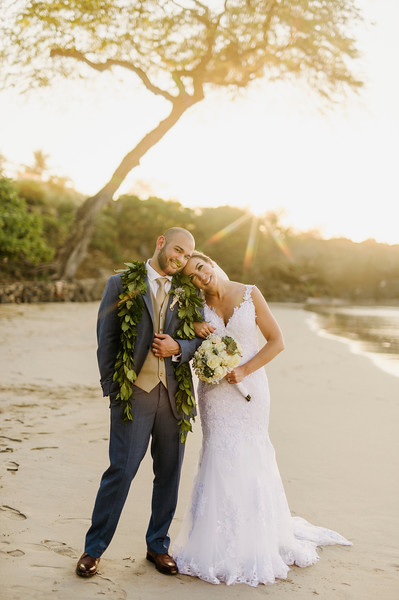 Kate + Chris / Mauna Kea Wedding Finals