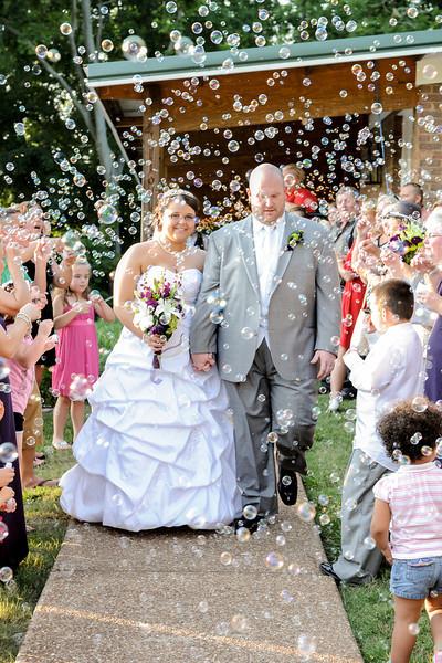 Mr. + Mrs. Tim Jernigan Reception